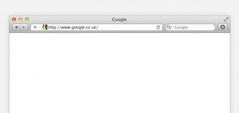 safari navegador chrome psd