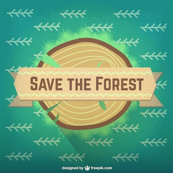 Salva el bosque