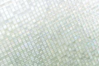 Seamless azulejos de vidrio azul textura de fondo, ventana, cocina o concepto de baño