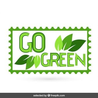 sello hazte verde