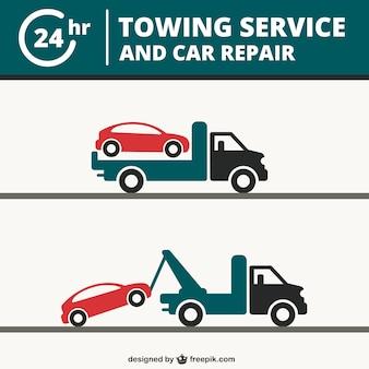 Servicio de remolque de vehículos 24h