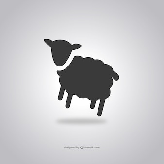 Icono de oveja