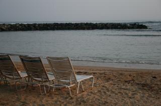Sillas de playa sala de estar, sillas