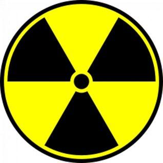 símbolo radiactivos