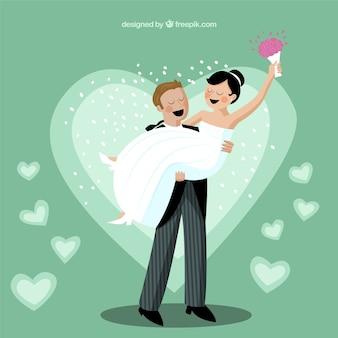 Sólo se casó con la ilustración