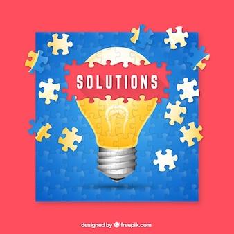Soluciones concepto