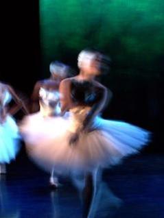 sombra, el ballet