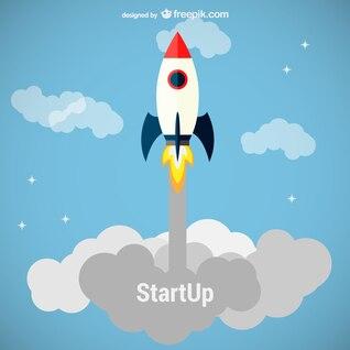 Startup despegando