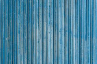 Superficie corrugada azul