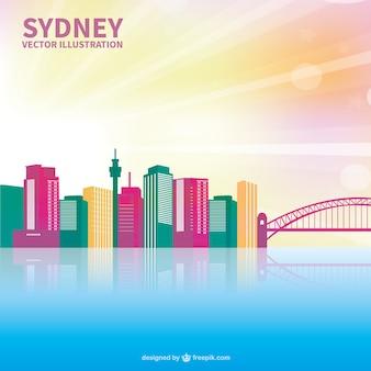 Paisaje urbano de Sydney
