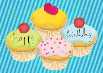tarjeta de feliz cumpleaños