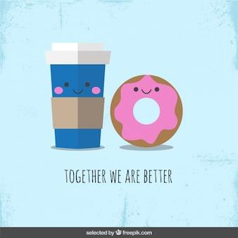 Tarjeta juntos somos mejores