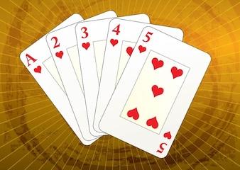 Tarjetas de juego