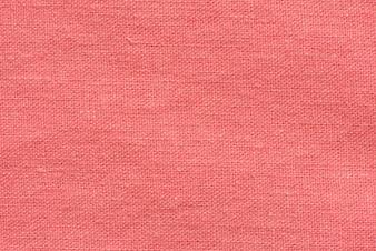 Tela de tela roja macro disparo como textura o fondo