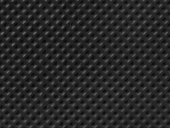 Textura de acero negro
