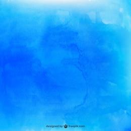 Textura de acuarela azul