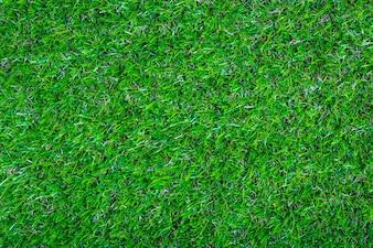 Textura de fondo verde césped artificial