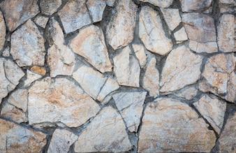 Textura de la pared de piedra vieja