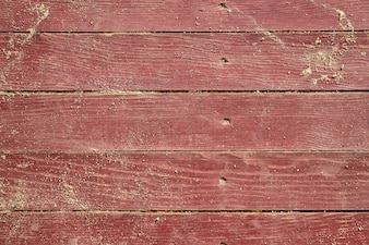 Textura de madera roja vieja