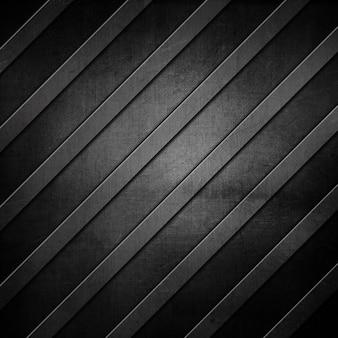 Textura de metal con rayas