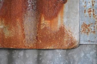 Textura de metal oxidado 3