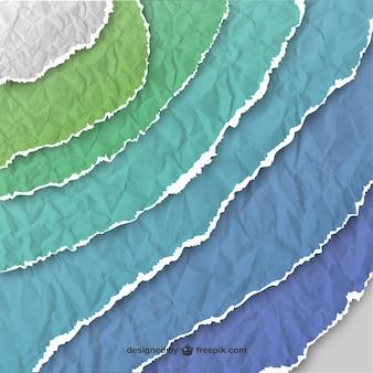 Textura de papel colorido