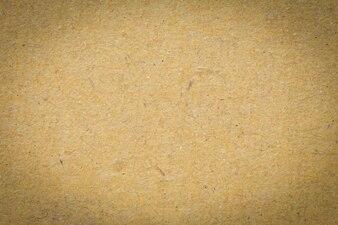Textura marrón de papel reciclado