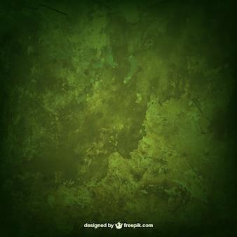 Textura verde en estilo grunge