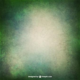 Textura verde grunge