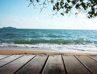 Textured verano natural tropical exótica