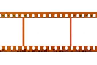 Tira de película de 35 mm