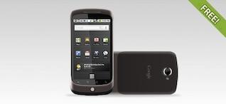 Totalmente en capas Google Nexus One Teléfono
