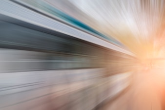 Tren rápido