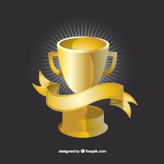 Trofeo de oro