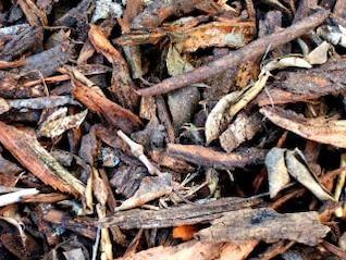 trozos de madera de textura
