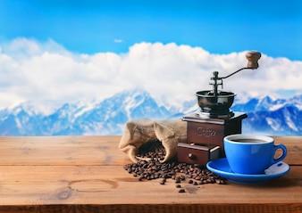 Utensilios para preparar una fantástica taza de café
