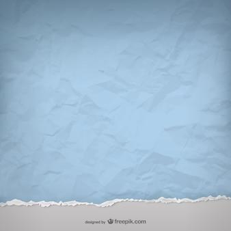 Vector con textura de papel