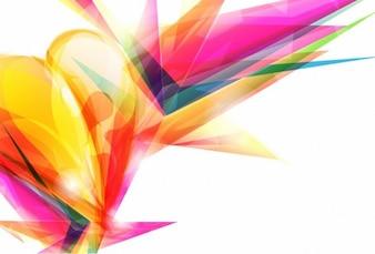vector de diseño abstracto de fondo de arte