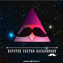 Vector de fondo hipster para descarga gratuita