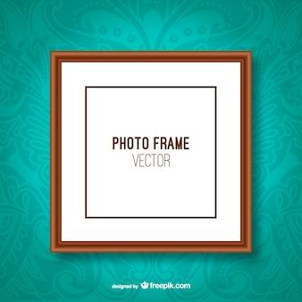 Vector de marco clásico para foto