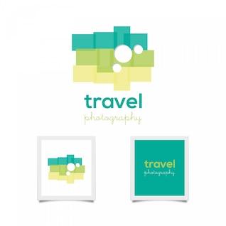 Vector fotografía de viajes