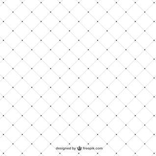 Vector patrón de puntos