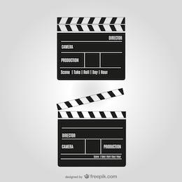 Vectores de cine