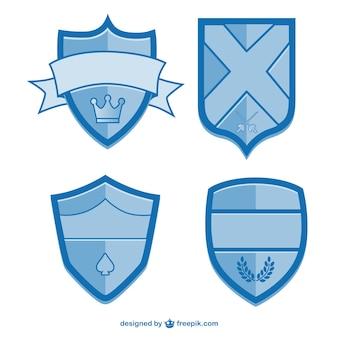 Vectores de escudos