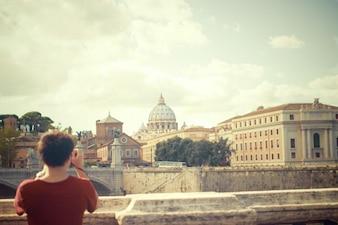 Vista del Vaticano