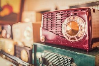 Tienda Vintage radio