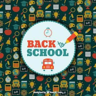 Volver a iconos de la escuela