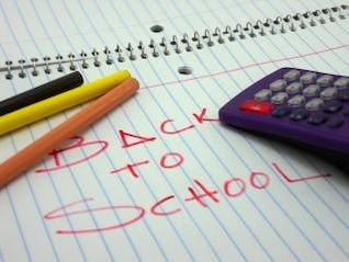 volver a la escuela, el aprendizaje