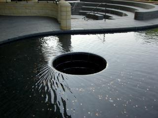 Washington DC, lugares de interés turístico, famoso agujero,