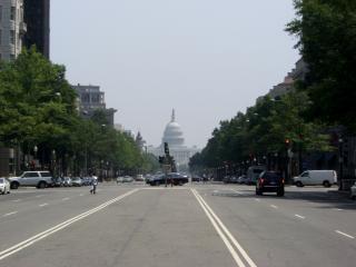 Washington DC, lugares de interés turístico, famoso monumento,